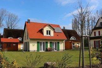 Ostsee-Ferienhaus Anemone