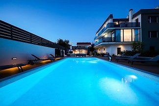 Modern Villa Experience Zadar, with a Pool