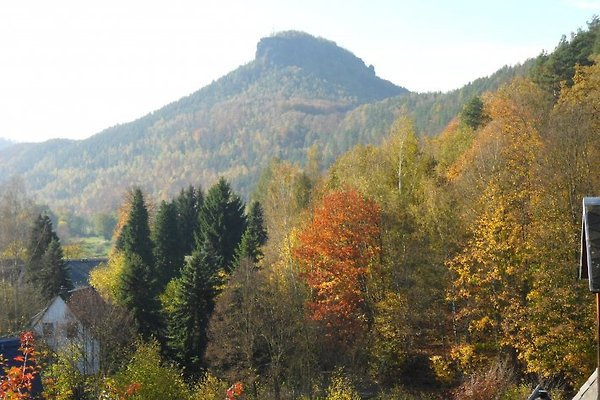 Liliensteinblick mit Sauna  in Bad Schandau - immagine 1