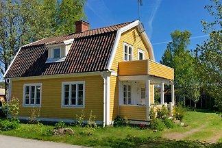 helles, kinderfreundliches Ferienhaus im Herzen Smålands