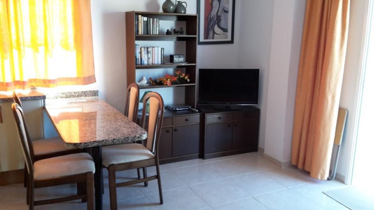 Appartement Playa San Juan Uitzicht Op Zee Vakantie