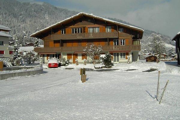 Chalet Mittaghorn in Adelboden à Sol daristocratie - Image 1