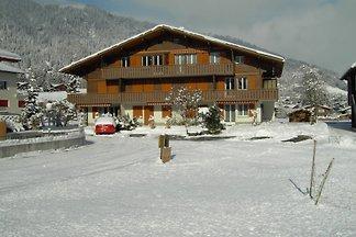 Chalet Mittaghorn in Adelboden