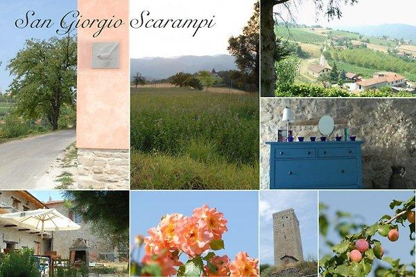 Villa Simondi à San Giorgio Scarampi - Image 1