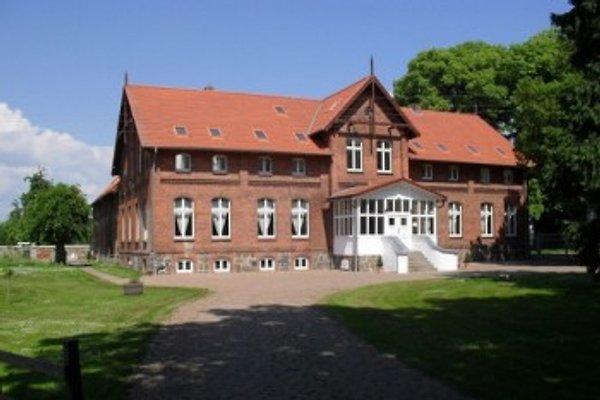 Urlaub im Gutshaus am See in Altkalen - immagine 1