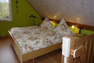 Ferienhaus idyllisch im Grünen