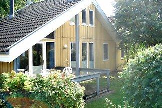 Ferienhaus in Mirow mit Sauna