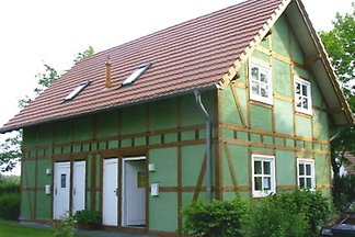 Ferien-Doppelhaushälfte in Göhren-Lebbin