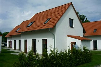 Ferien-Doppelhaushälfte in Rechlin