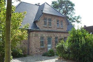 Ferien-Doppelhaushälfte in Wustrow