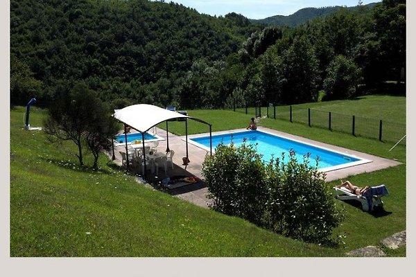 Agriturismo Sacchia, 4-18 Pers. à Borgo Pace - Image 1