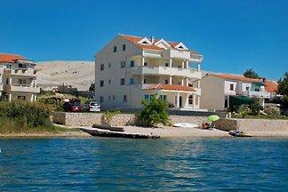 Villa Leonarda direkt am Meer