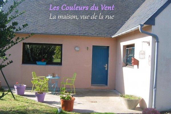 Les couleurs du vent casa vacanze in crozon affittare - Les couleurs du vert ...