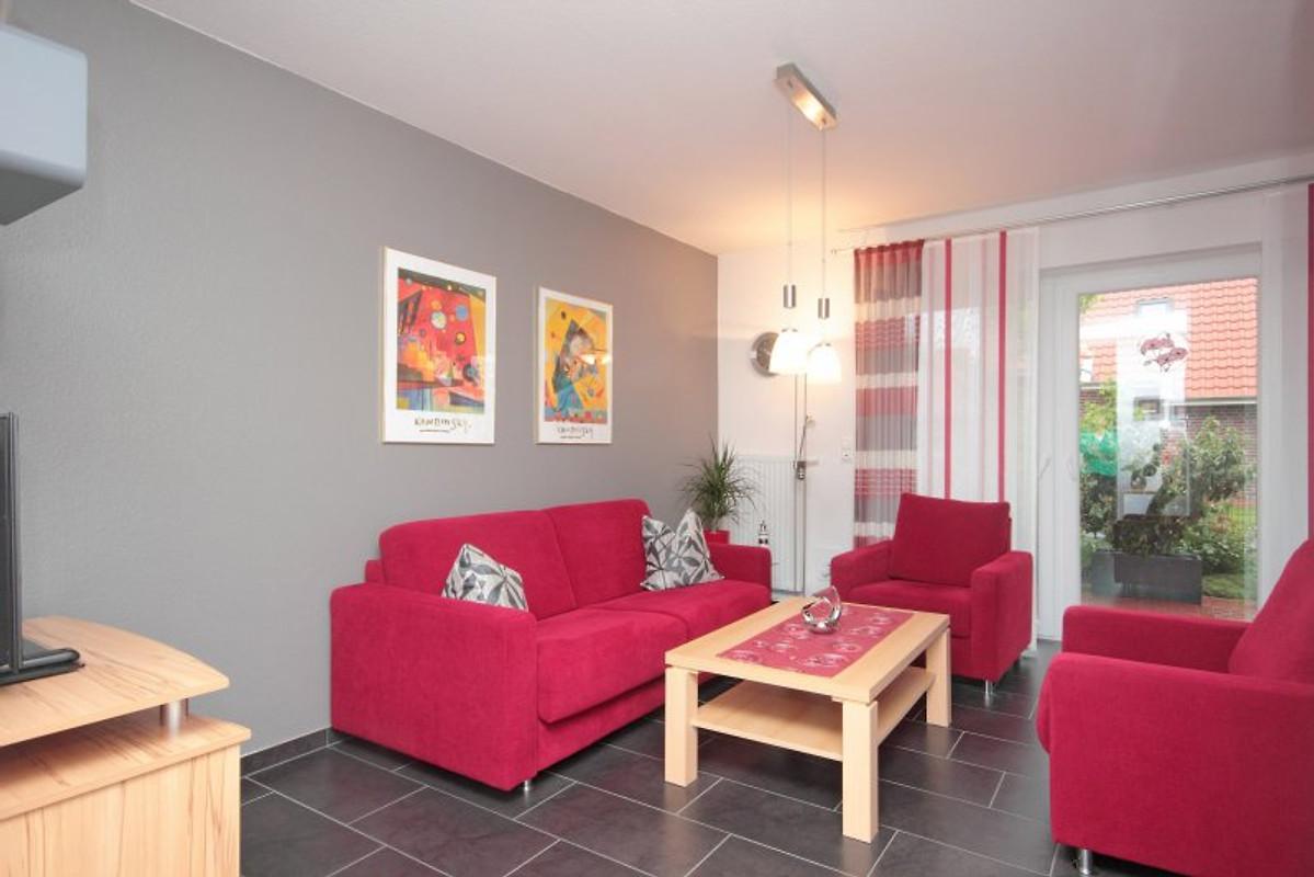 fewo kuhl ferienwohnung in norddeich mieten. Black Bedroom Furniture Sets. Home Design Ideas