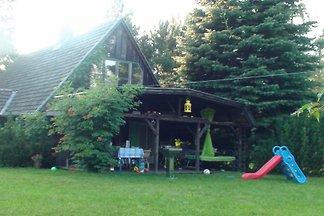 Boruja - ein Bauernhaus im Dorf