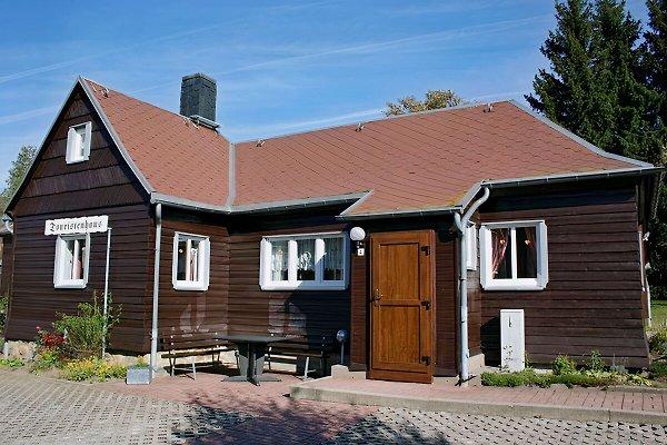 Maison de tourisme Rehefeld  à Rehefeld-Zaunhaus - Image 1