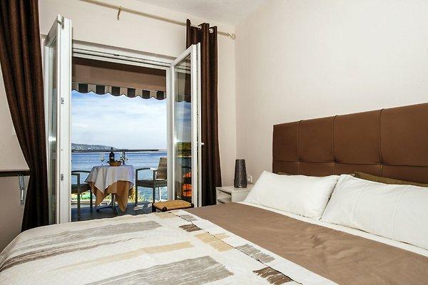 Chambres d'hôtes sur la mer avec piscine à Mali Iž - Image 1