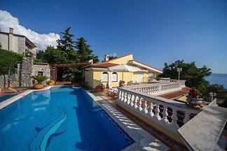 Fewo 1 Villa Lijane, Pool, Kostrena