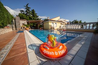 Villa Kvarner in Kostrena with Pool
