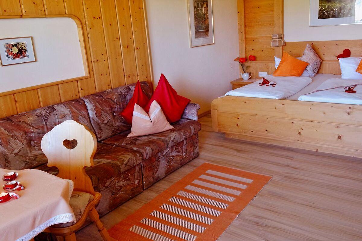 Kletterausrüstung Mieten : Adlerhof am sonnenplateau ferienwohnung in wildermieming mieten