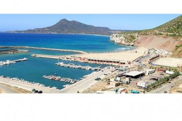 Ferienwohnung am Meer Sardinie en Buggeru -  1