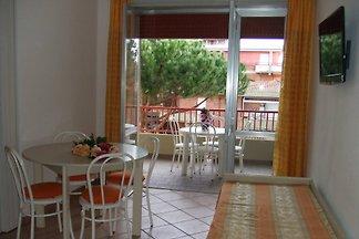 2-Zimmer-Wohnung Baia Felice