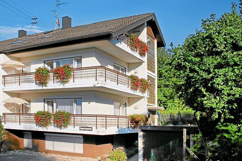 Ferienwohnungen in Bad Bellingen