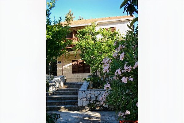 Holiday house - 50m from beach à Okrug Gornji - Image 1