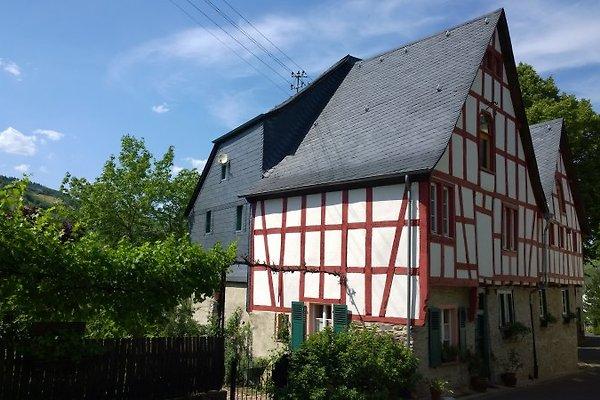 Mosel-Romantikhaus à Burg - Image 1