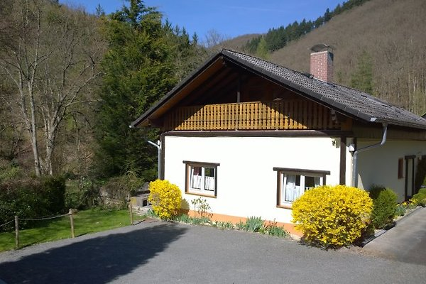 Ferienhaus Forstgut Lauksburg à Lorch (Wispertal) - Image 1