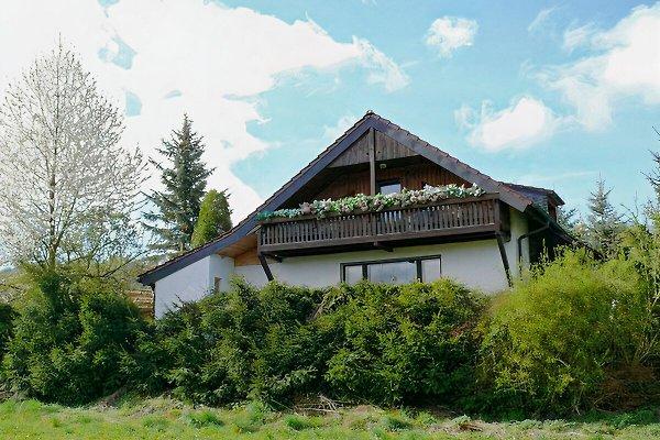 Ferienhaus Blick zum Rennsteig in Schmalkalden - Bild 1