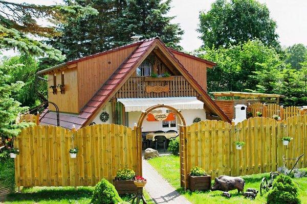 Ferienhaus Finnhaus en Schmalkalden - imágen 1