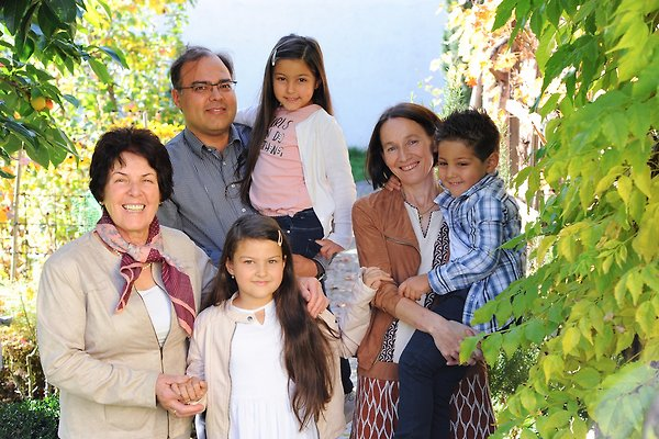 Familie S. Lechner