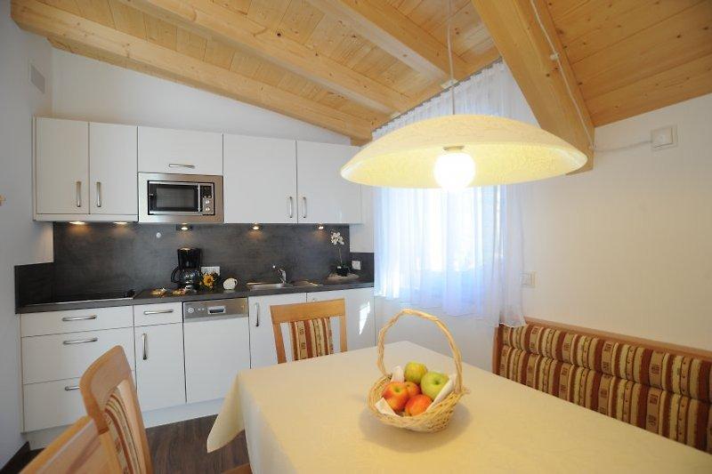 Wohnküche Maraines