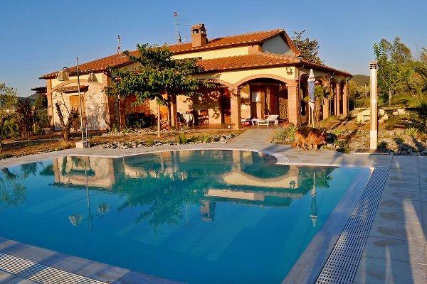 Location Villa Cosetta à Bagno di Gavorrano - Image 1