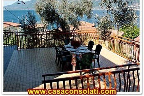 Casa Consolati 8 Personen en Brenzone -  1
