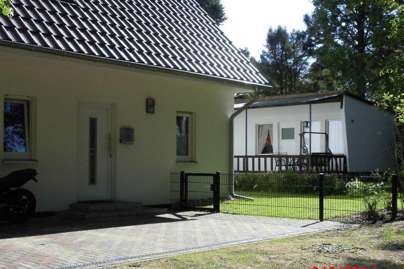 Ferienhaus Straße
