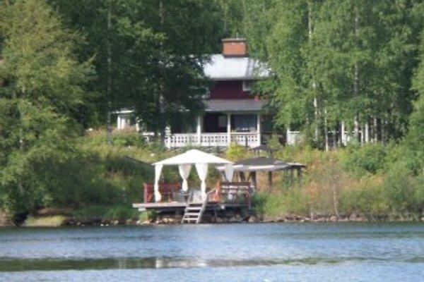 Ferienhaus in Schweden am See  à Ekshärad - Image 1
