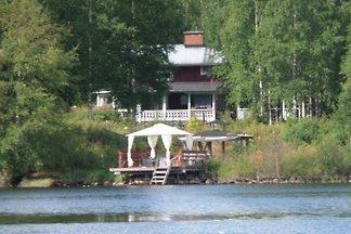 Ferienhaus in Schweden am See
