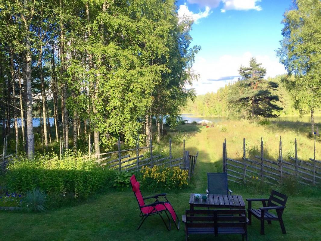 Ferienhaus in schweden am see holiday home in eksh rad for Ferienhaus in schweden