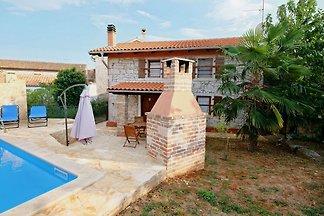 Steinhaus Casa Istrianer mit Pool