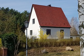 Domek letniskowy w Großzerlang