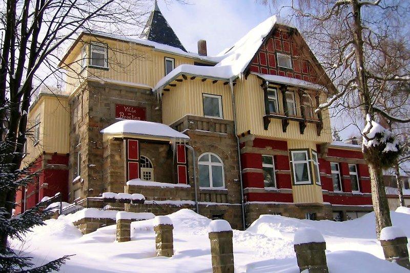 Winterurlaub am Brocken