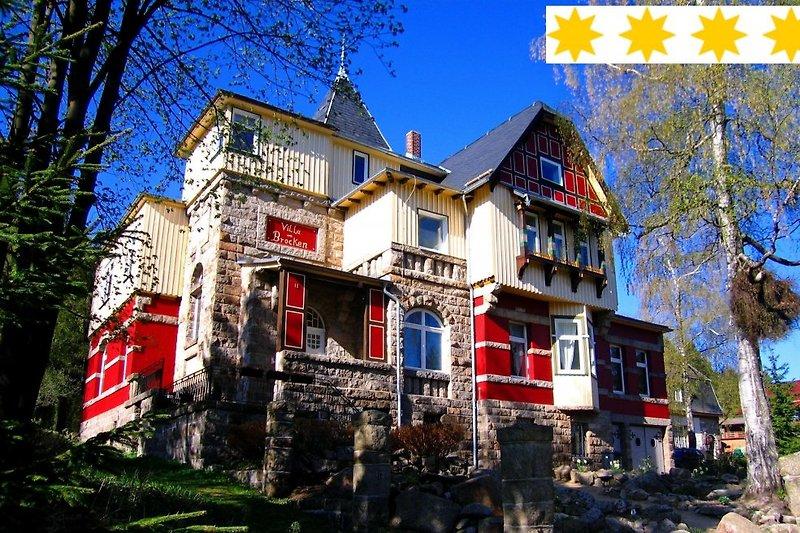Ferienanlage Villa am Brocken en Schierke - imágen 2