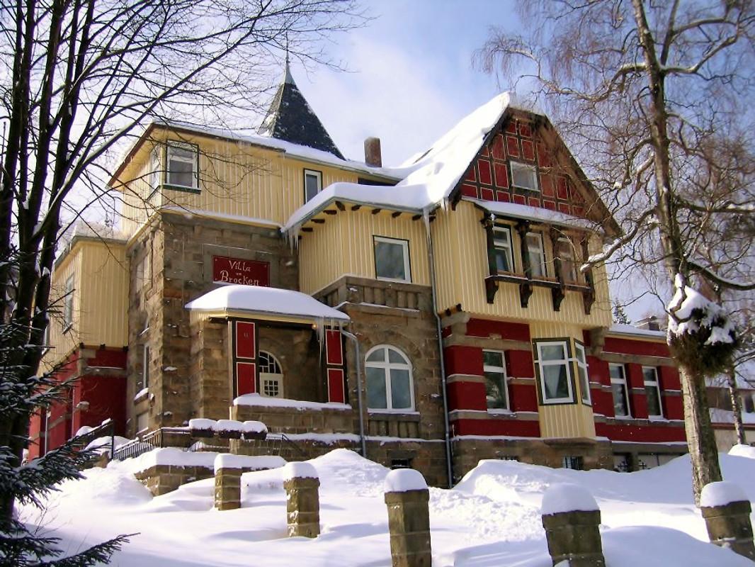 natur pension villa am brocken ferienwohnung in. Black Bedroom Furniture Sets. Home Design Ideas