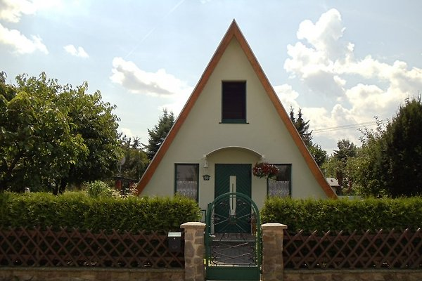 Ferienhaus Perle am Mündesee.