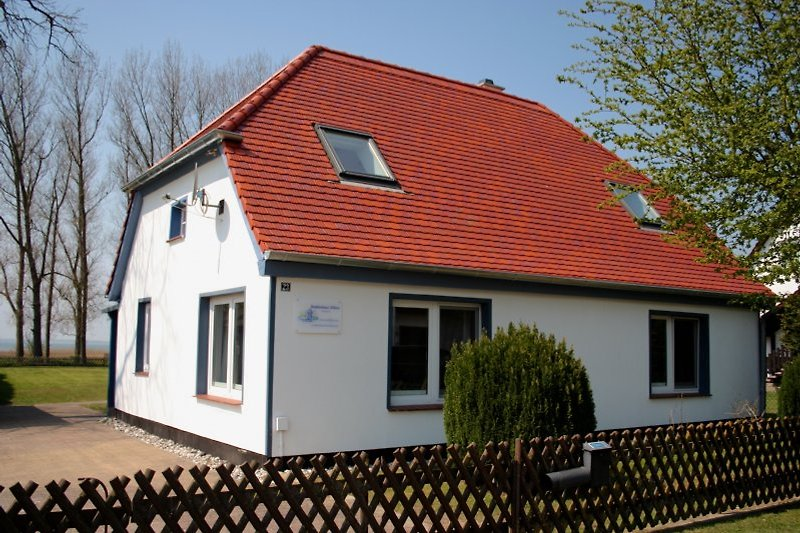 Boddenhaus Zöllner-Ferienhaus Nisdorf à Nisdorf - Image 2
