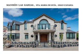 Manoir Las Garzas