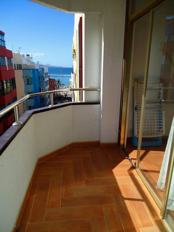 apartamento canteras ferienwohnung in las palmas mieten. Black Bedroom Furniture Sets. Home Design Ideas