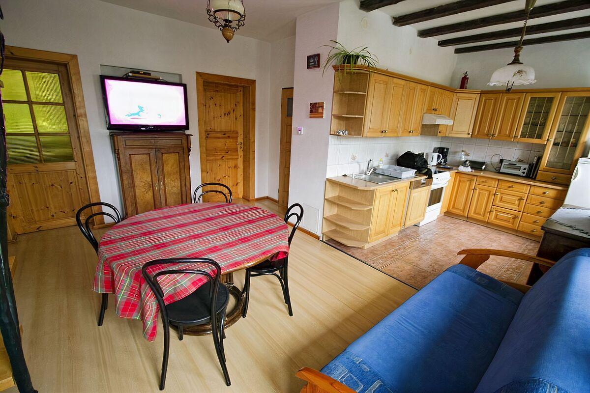 ferienwohnung bis zu 10 pers sauna ferienwohnung in swinem nde mieten. Black Bedroom Furniture Sets. Home Design Ideas